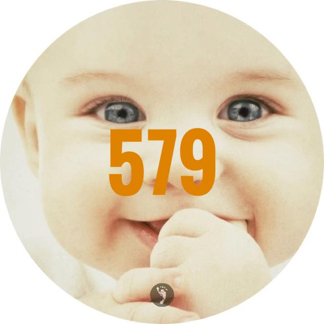 Baby #579 saved from abortion