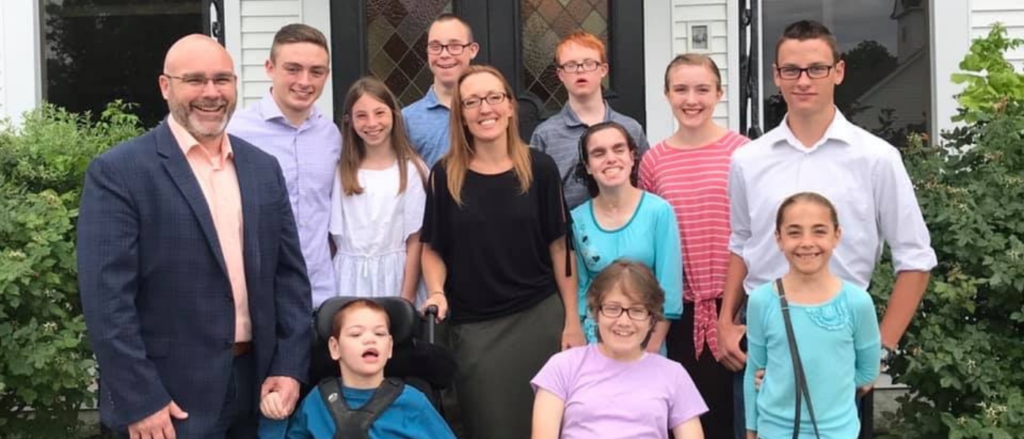 Embracing the Challenges and Finding Joy: Adopting Nine Children with Special Needs